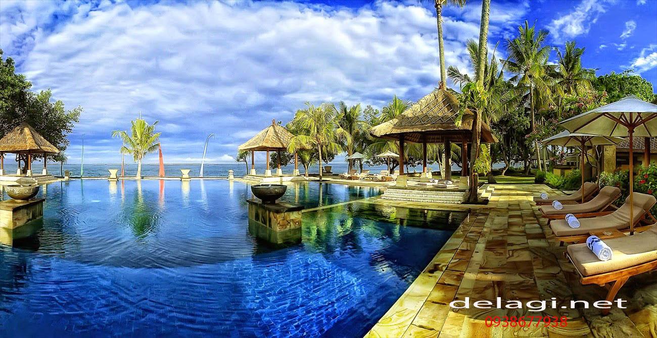 Khu nghỉ dưỡng cao cấp DE LAGI Bình Thuận