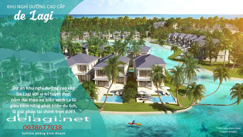 Khu nghỉ dưỡng cao cấp DELAGI Bình Thuận